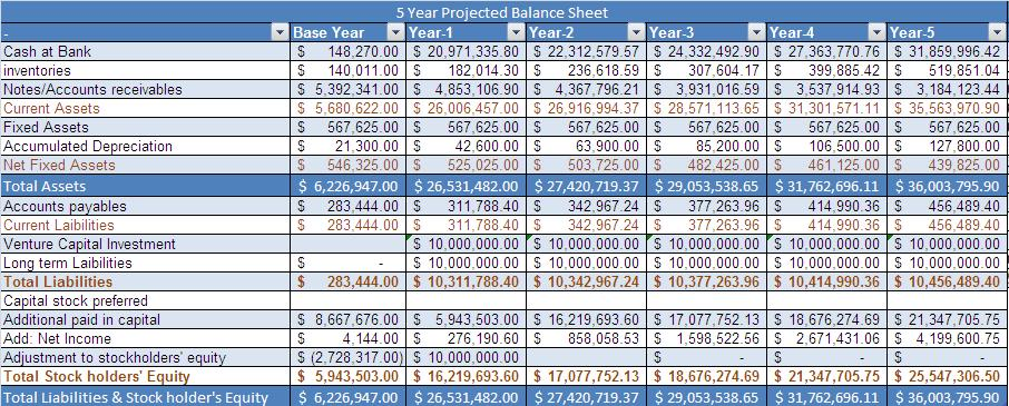 Financial Plan Template Financial Budget Template For Business – Sample Financial Plan